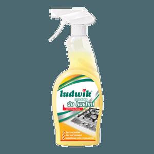 Kitchen Cream Cleaner Spray